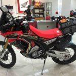 ตารางผ่อนHonda CRF250 Rally ชุดแต่ง H2C ราคา 184,000 บาท