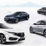 Honda Civic 2016 1.5  TURBO