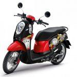 Honda Scoopy i 2014 2015  ราคา ตาราง ผ่อน ดาว์น[Scoopy i]
