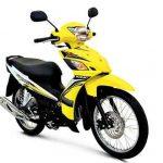 Suzuki Smash Fi V-Limited  4 จังหวะขนาด 113cc LEaP Technology แบบหัวฉีด