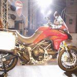 Ducati Multistrada 950ทัวร์ริ่ง2017
