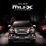 ISUZU MU-X 2017 รถใหม่ISUZU ราคา1.099 ล้านบาท