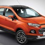 Ford Ecosport ใหม่จอสัมผัส 8 นิ้วเสริมระบบความปลอดภัยใหม่2018