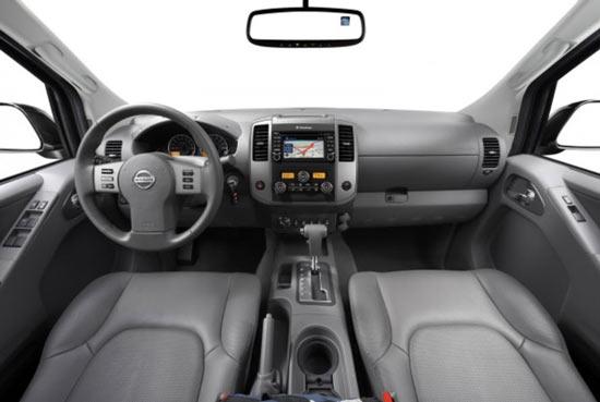 Nissan Frontier รุ่นปี 2017 ดีเซล V6 4.0 ลิตร กำลัง 261 แรงม้า