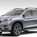 Subaru Ascent Concept รถใหม่ก็มา
