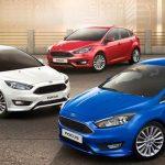 เครื่องยนต์ Ford Focus Ecoboots รถใหม่2017