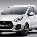 Suzuki Ertiga หน้าใหม่ก่อนเปิดตัว
