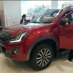 ISUZU D-MAX Minorchange 2018 อีซูซุเปิดตัวรถปิกอัพส่งท้ายปีทองฉลอง 60 ปี ในการทำธุรกิจในไทย