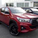 โปรโมชั่น REVO 2018 REVO ROCCO Toyota รถใหม่