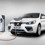 รถยนต์ ไฟฟ้า JAC iEV A50  2018