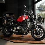 Yamaha XSR900 2018 สีใหม่ล่าสุด ราคา429,000 บาท