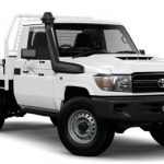 Toyota Land Cruiser 70โฉม1984
