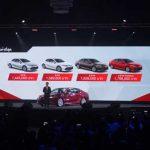 All-New CAMRY  รุ่น 2.0 G, 2.5 G, 2.5 HV และ 2.5 HV Premium