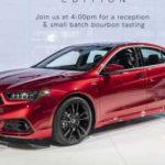 งานแสดงรถยนต์ใหม่ ที่ New York Auto Show 2019