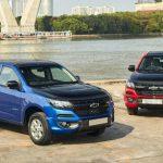 Chevrolet ColoradoRS กระบะแต่งซิ่งคันใหม่