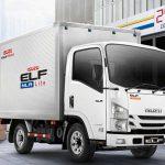 Isuzu ELF NLR Lite รถบรรทุก ISUZU รุ่นใหม่ล่าสุด