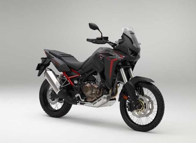 Honda Africa CRF1100L ใหม่ ราคาเปิดตัว