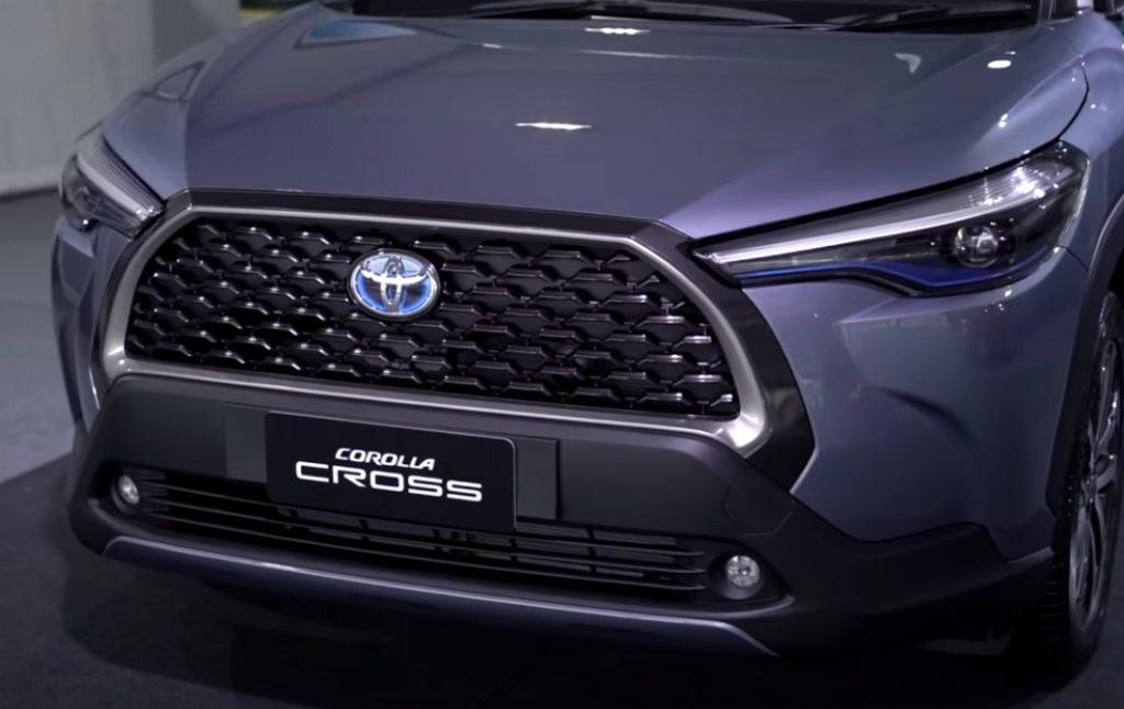 ToyotaCorolla CROSS 1.8