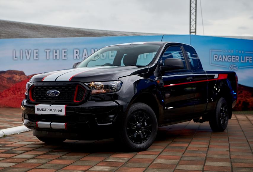 Ford Ranger 2020 สเปค
